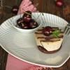 Kirsch Semifredo Cashew Cheesecake