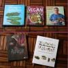 Meine liebsten veganen und rohveganen Back- und Kochbücher