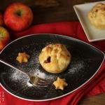 Mini Apfelstrudel Muffins