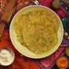Reis Roti glutenfrei - Akki Roti Karnataka Style