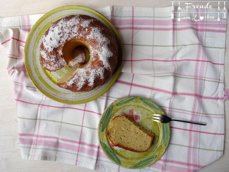 Omas Guglhupf - Freude am Kochen