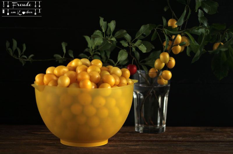 Brombeer Kriecherl Marmelade - Rezept vegan - Freue am Kochen