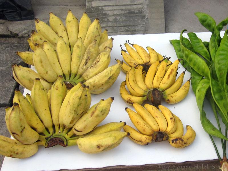 Bananen Chips - getrocknete Bananen - Freude am Kochen vegan