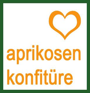 Aprikosen Konfitüre - Free Printable Etiketten - Freude am Kochen vegan