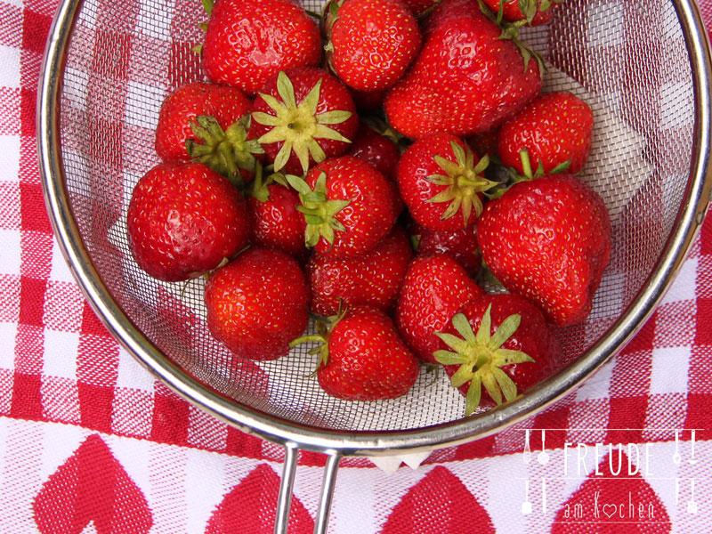Strawberry Banana Margarita - Freude am Kochen vegan