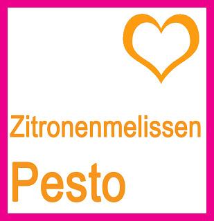 Zitronenmelissen Pesto - Free Printable Etiketten - Freude am Kochen vegan