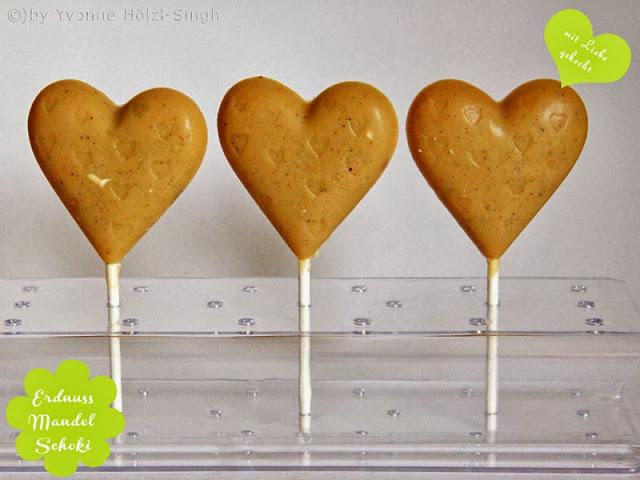 Vegane Schokolade - weiße Vanille Erdnuss Mandel Schokolade - Freude am Kochen vegan