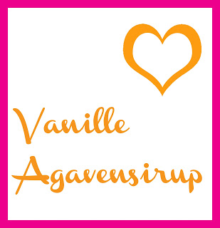 Vanille Agavensirup - Free Printable Etiketten - Freude am Kochen vegan