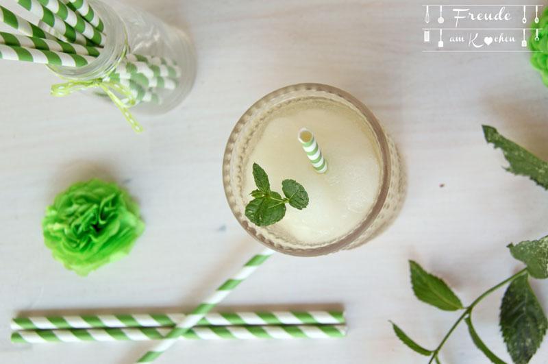 Pfefferminz Slush Thermomix - Freude am Kochen vegan