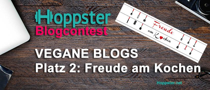 Hoppster Blogcontest Platz2