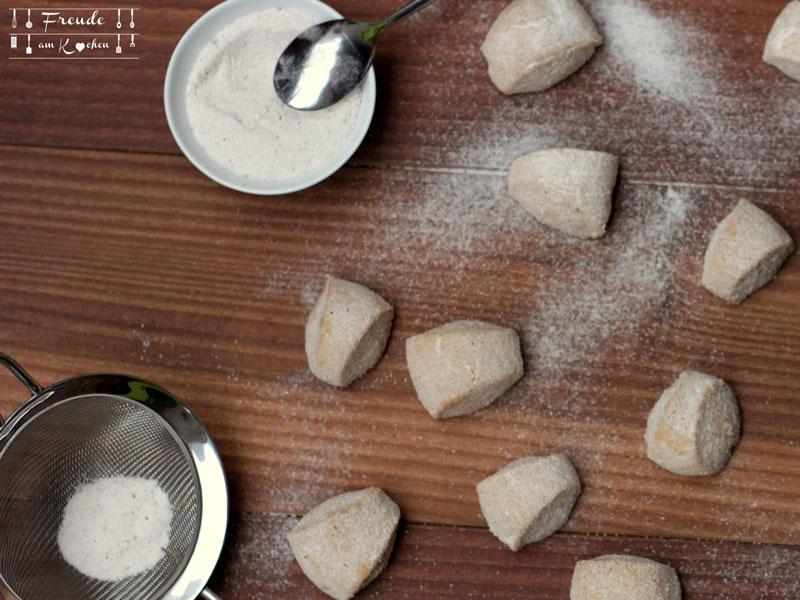 Chai Cookies vegan - Freude am Kochen