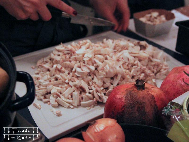 Veganes Weihnachtsdinner #hoferkochtvegan - Freude am Kochen