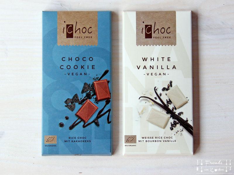 Vivani & I-Choc Schokolade Test - Freude am Kochen