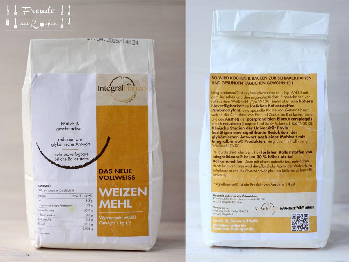 Integralbianco - das neue Vollweiß - Mehl - Freude am Kochen