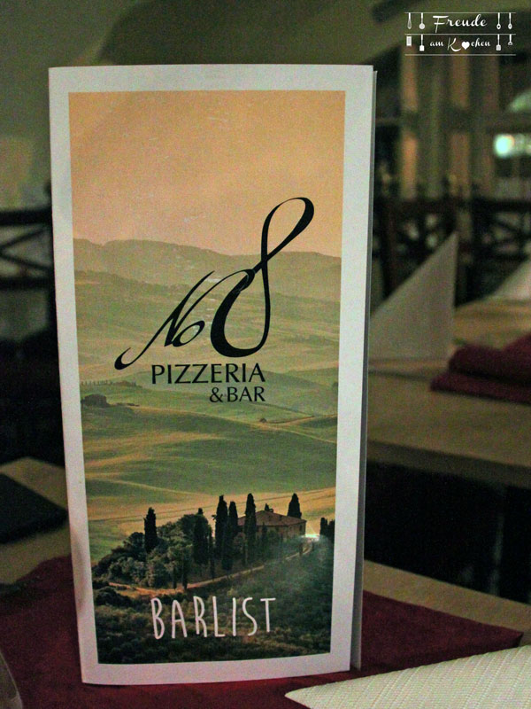 Pizzeria & Bar Villaggio No. 8 - Krems - Freude am Kochen