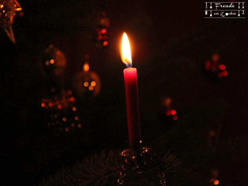 Weihnachten - Freude am Kochen