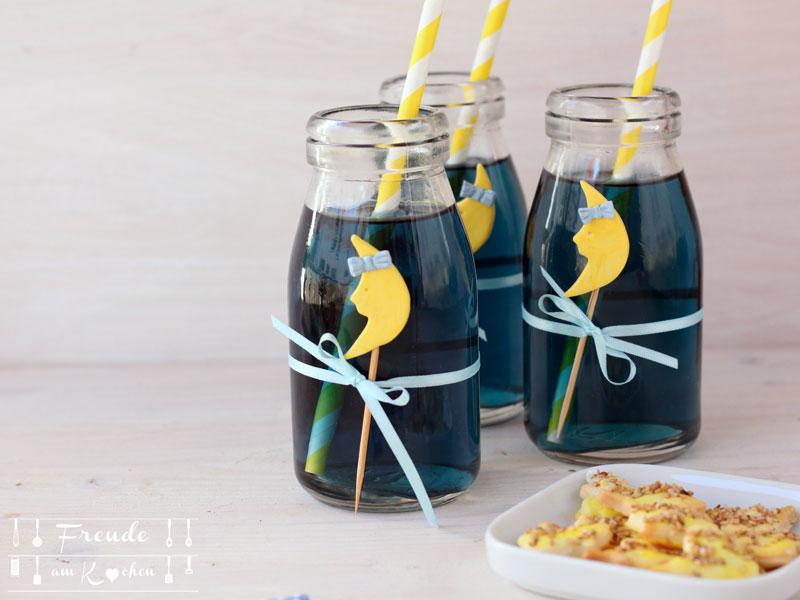 Mitzias Babyshower: Kohlsprossen Quiche & blauer Tee - Freude am Kochen