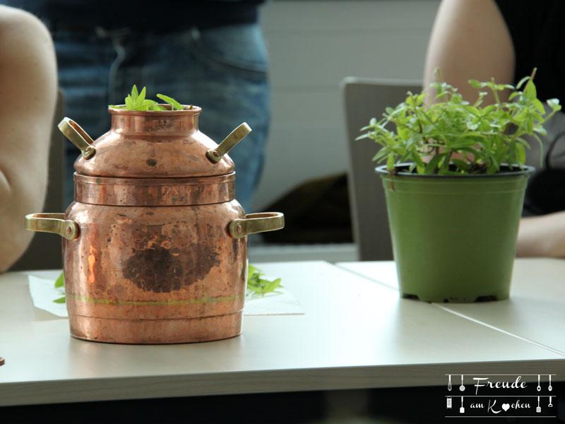 Pflanzen Blüten Kräuter Hydrolat - Salt and the City #sbgatc15 - Freude am Kochen