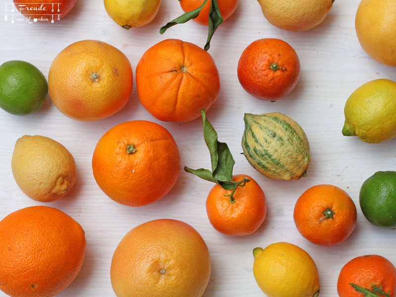 Die Zitrone als Gesundheits Wunder - Freude am Kochen vegan