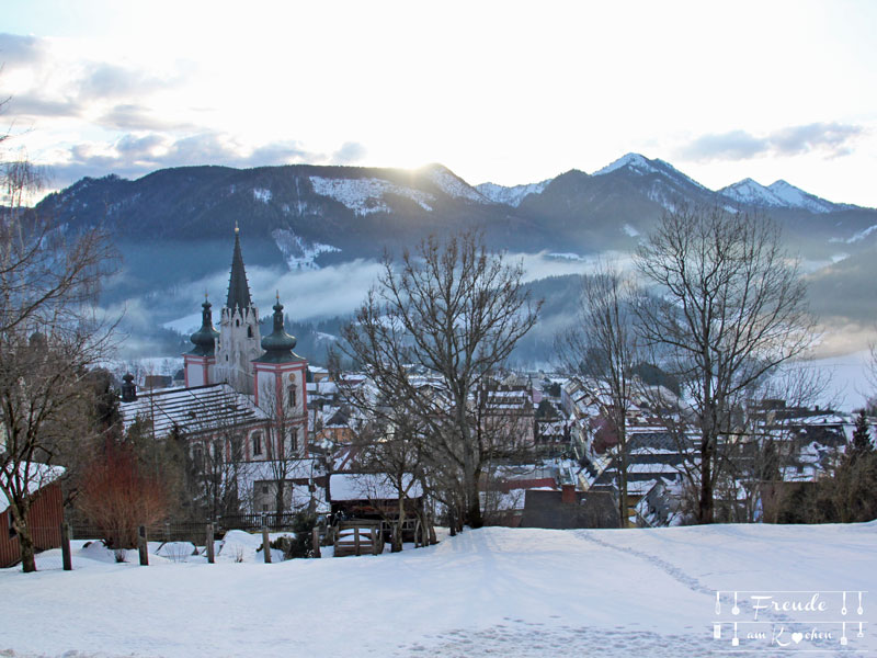 Mariazell - eine kleine Auszeit - Freude am Kochen