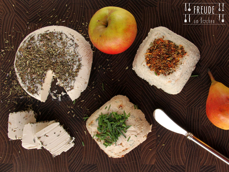 Rezension: Veganer Käse von Miyoko Schinner - Freude am Kochen
