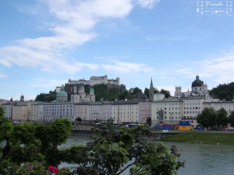 Reisebericht: Salzburg - Freude am Kochen - Hotel Sacher