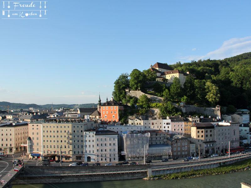 Reisebericht: Salzburg - Freude am Kochen - Rathaus Glocke & Turm