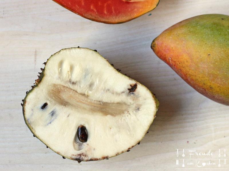 Sour Soupe Fruit - Guanabana- Vegan & Lecker - Freude am Kochen