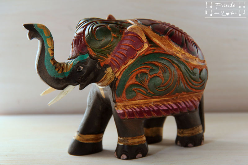 Elefant - Masken - Reisebericht Sri Lanka - Freude am Kochen
