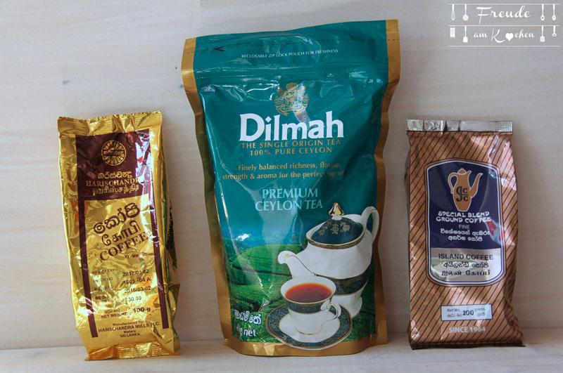 Sri Lanka - Food Haul und Kunsthandwerk Shopping - Freude am Kochen - Mango