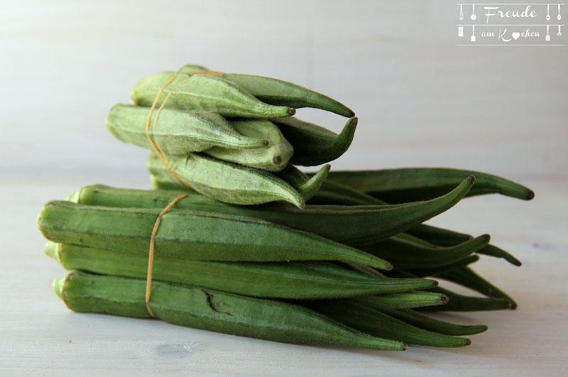 Sri Lanka - Food Haul und Kunsthandwerk Shopping - Freude am Kochen - Okra