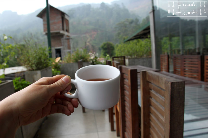 Sri Lanka - Food Haul und Kunsthandwerk Shopping - Freude am Kochen - Glenloch Tea Factory