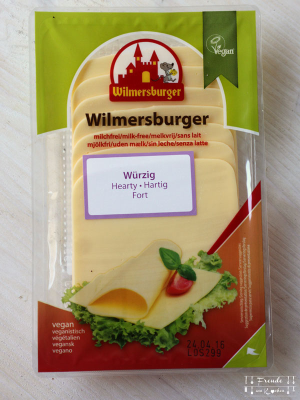 Wilmersburger - Neu entdeckt - Vegan & Lecker - Freude am Kochen