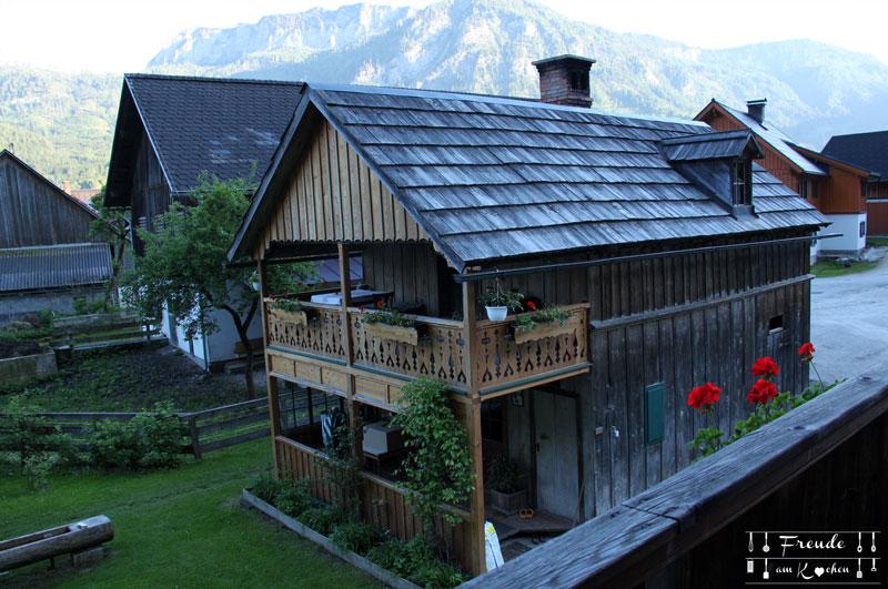 Haus Annerl - Gössl - Ausseer Land - Freude am Kochen - Reisebericht