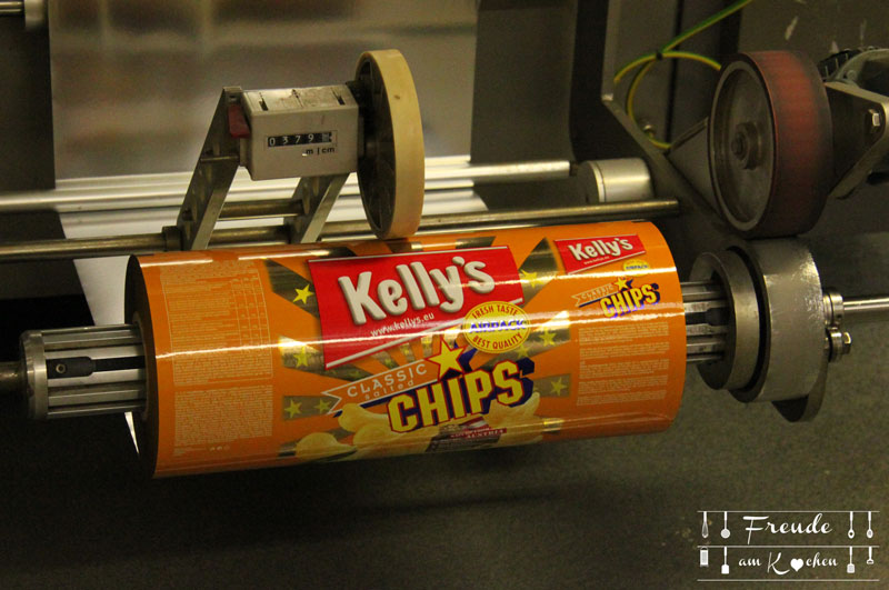 Produktionsführung - hinter den Kulissen von Kellys & Soletti - Freude am Kochen