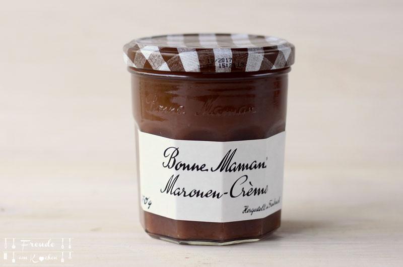 Maronen Creme - Freude am Kochen