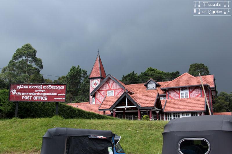Nuwara Eliya - Reisebericht Sri Lanka - Freude am Kochen