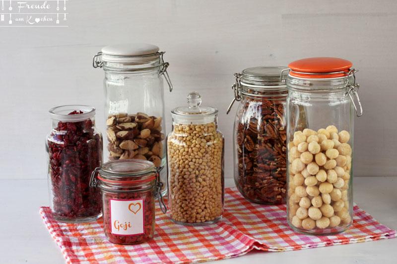 Nuss & Trockenfrüchte Foodhaul - Koro Drogerie - Freude am Kochen