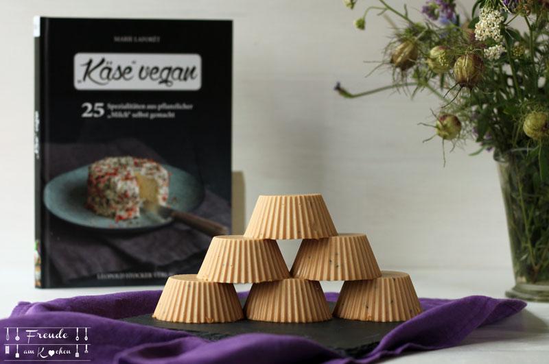 """Rezension: """"Käse"""" vegan - 25 Spezialitäten aus pflanzlicher """"Milch"""" - Freude am Kochen"""