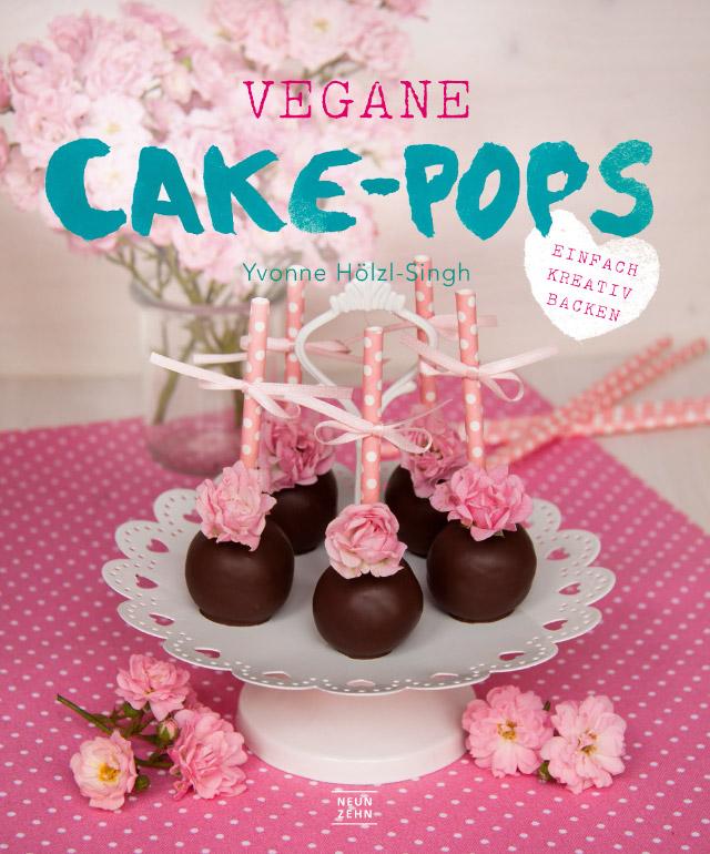 Vegane Cakepops - Cake-Pops vegan - Rezept vegan - Freude am Kochen