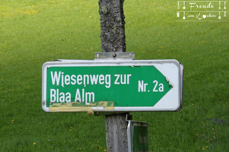Ausseer Land - Wiesenweg Blaa Alm - Freude am Kochen