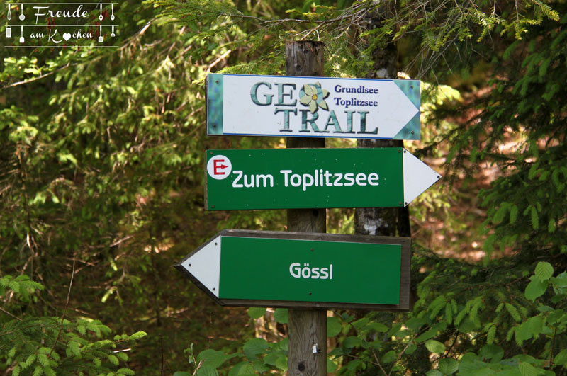 Ausseer Land - Toplitzsee - Freude am Kochen