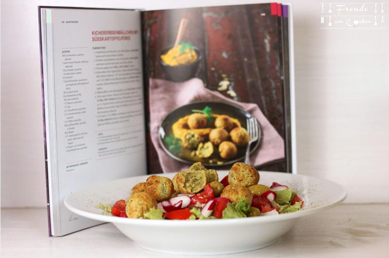 Rezension: Meine vegane Küche Thermomix Kochbuch - Siegfried Kröpfl - Freude am Kochen vegan