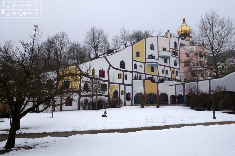 Eine Oase für alle Sinne - Rogner Bad Blumau - Freude am Kochen on Tour