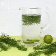Colakraut Eberraute Sirup & infused Water