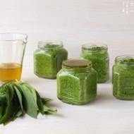 3 Varianten Bärlauch Pesto vegan