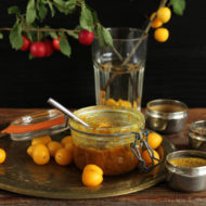 Nachgekocht: Indisches Kriecherl – Mirabellen – Chutney