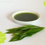 Bärlauch in Olivenöl