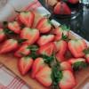 Erdbeer Pfirisch Grenadine Honig Aperitif - beegan