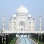 Taj Mahal - Agra - Indien - 2013